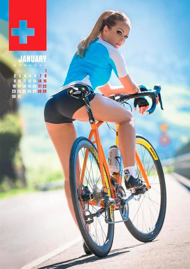 Pin Up Girl Art Vintage Wallpaper Nueva Edici 243 N Para El Calendario M 225 S Sensual Del Ciclismo