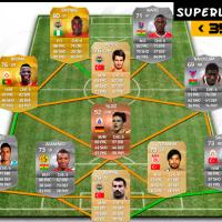 Plantillas rápidas para FIFA15