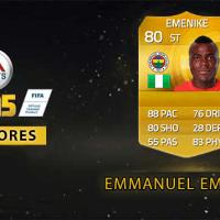 Emenike FIFA 15 en cualquier equipo!