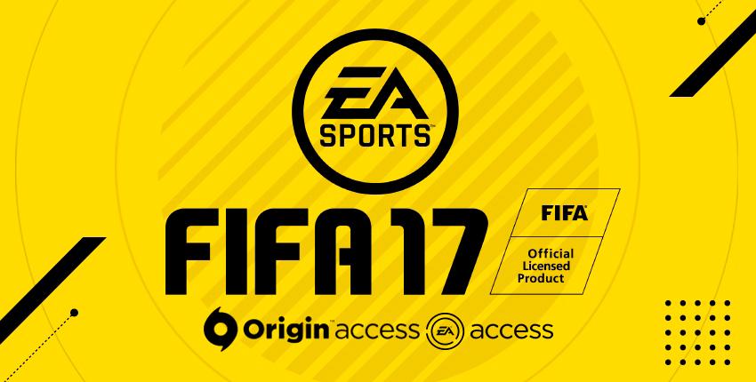 EA Access - Origin Access: Juega antes a FIFA17 !