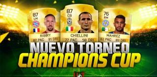 Torneo FUT16: CHAMPIONS CUP