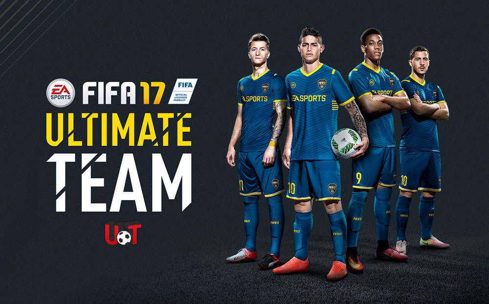 FIFA 17 - Ultimate Team