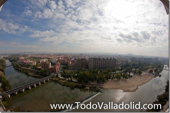 Valladolid - duque de Lerma - aerea