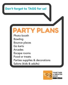 Party-plans