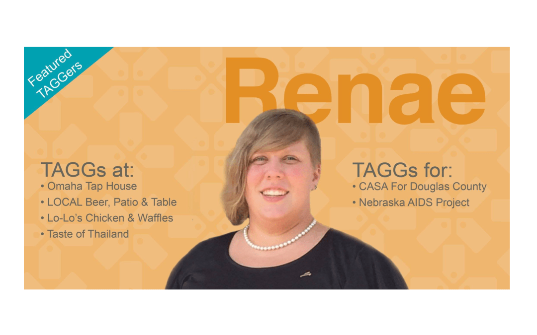 Meet our featured TAGGer: Renae