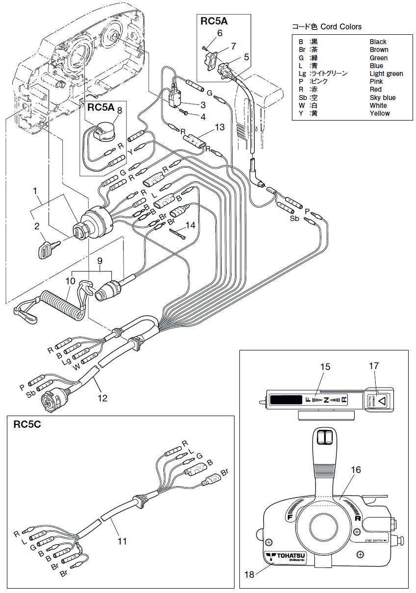 Nissan Outboard Motor Wiring Diagram Data Schematics Libraries Mercury Tachometer