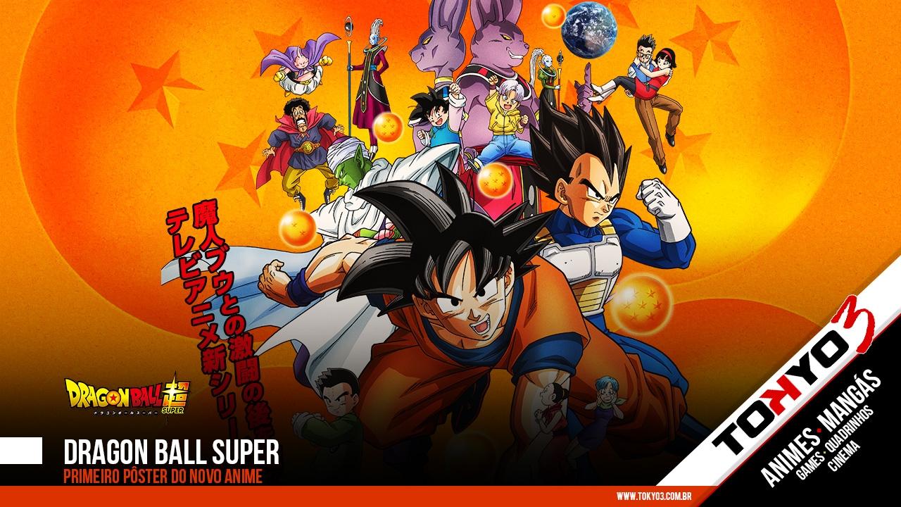 Goku Hd Wallpapers 1080p Dragon Ball Super Primeiro P 244 Ster Do Novo Anime Tokyo 3