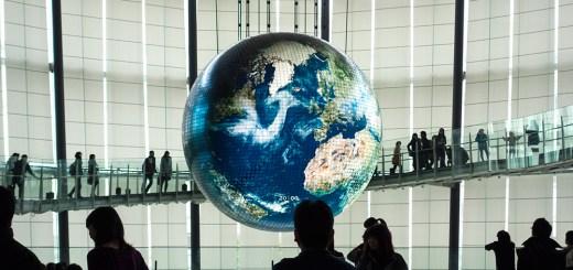 日本科学未来館/National Museum of Emerging Science and Innovation