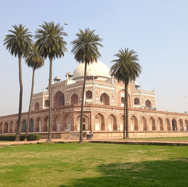 Humayan's Tomb New Delhi