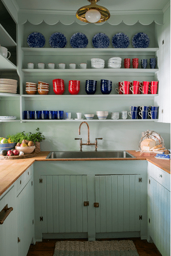 Michelle R Smith Sag Harbor Kitchen