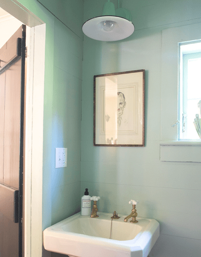 Michelle R Smith Sag Harbor bathroom
