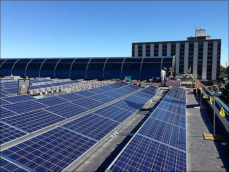 Law firm's solar array empowers building and the bottom line ...