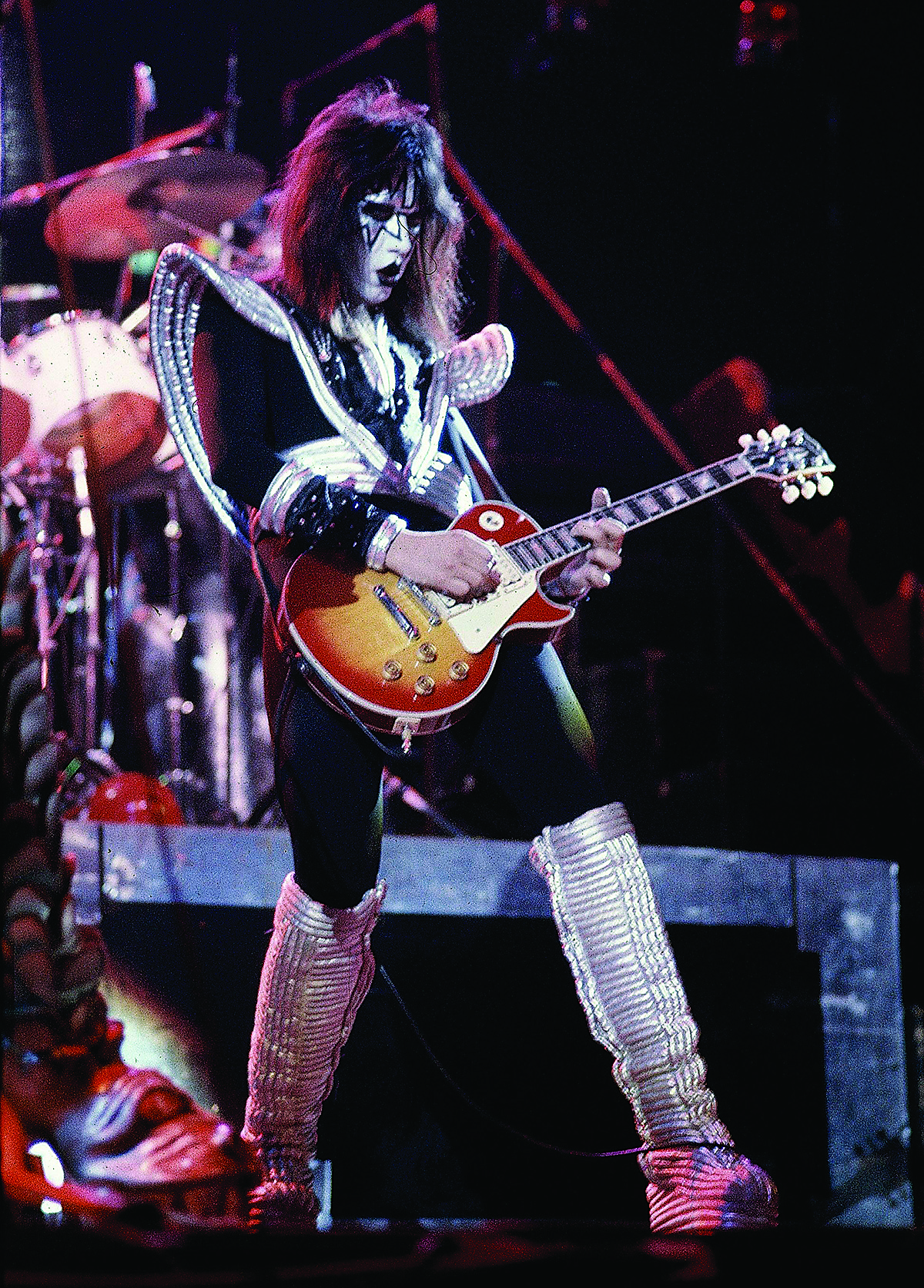 Rock And Roll Wallpaper Hd Kiss Ace Frehley Is Clean Sober And Back On The Road