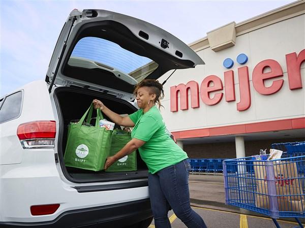 Meijer soon will deliver groceries Toledo Blade