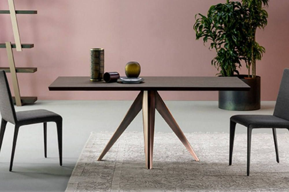 Gong Dining Table Meridiani Furniture T Tavolo Pranzo