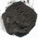 Carbón vegetal en polvo