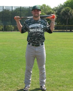 Dave Murphy had two home runs and three rbi in a 11-6 lost to Quinsigamond CC.