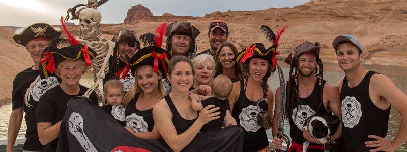 Lake Powell Crew