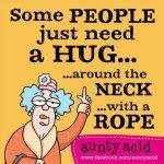 Rope Hug