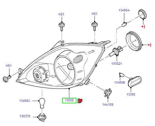 2012 f350 headlight wiring diagram