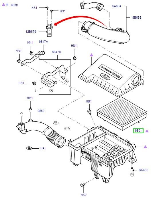 ford parts diagram uk