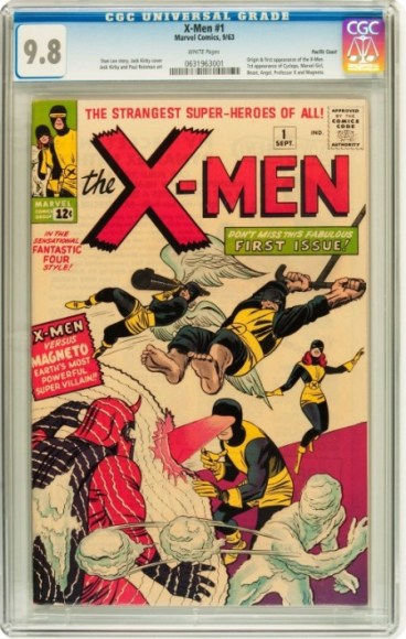'X-Men1 #1