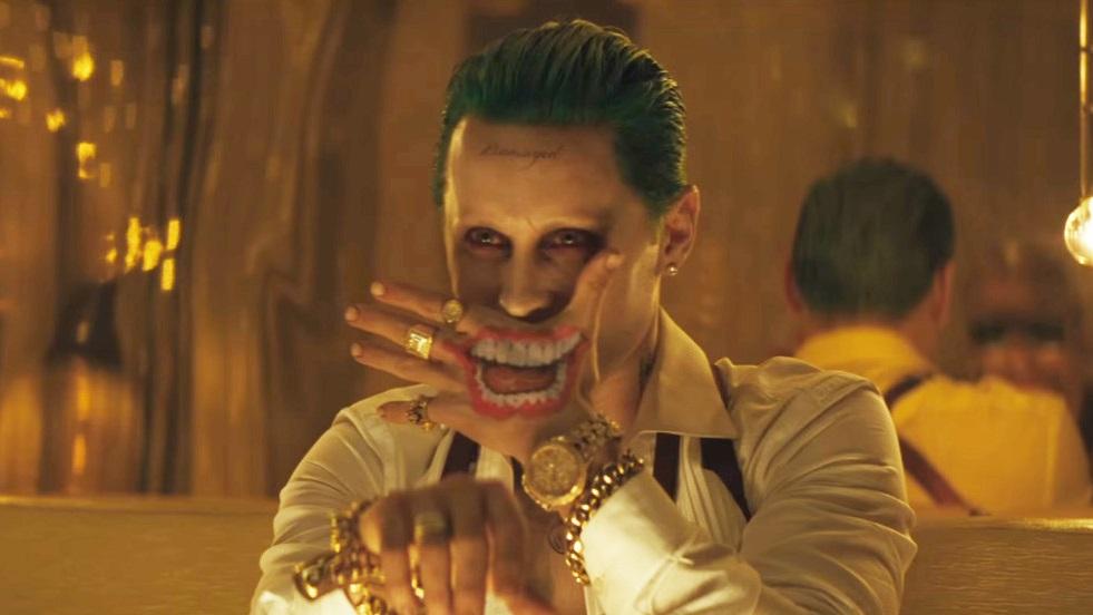 Katana Wallpaper Hd Vistazos Nuevas Im 225 Genes Del Joker En Escuadr 243 N Suicida