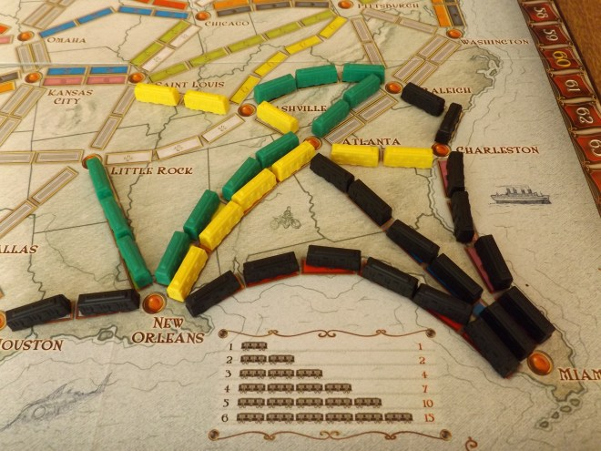 Ticket to Ride Longest Route