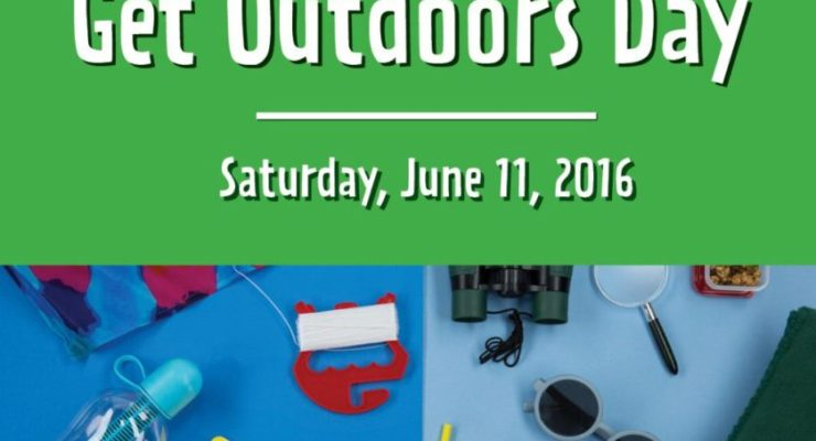 National Get Outdoors Day – What will you do?