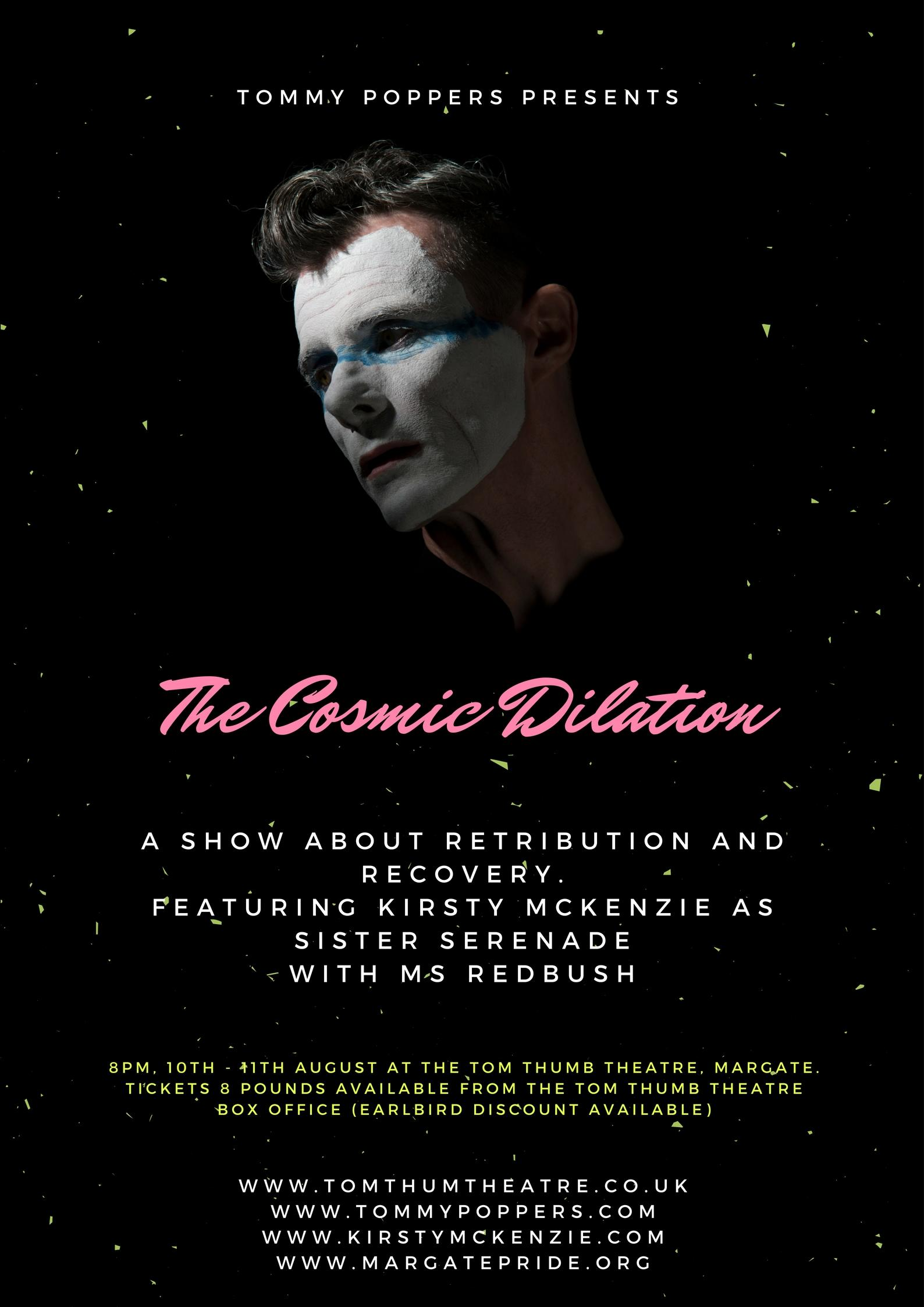 The Cosmic Dilation « Tom Thumb Theatre