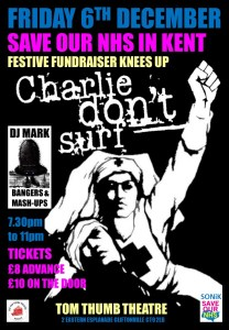 Charlie SONiK Festive Knees Up