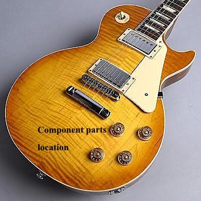 Guitar Upgrade Prebuilt Wiring Kit Gibson Epiphone Les Paul