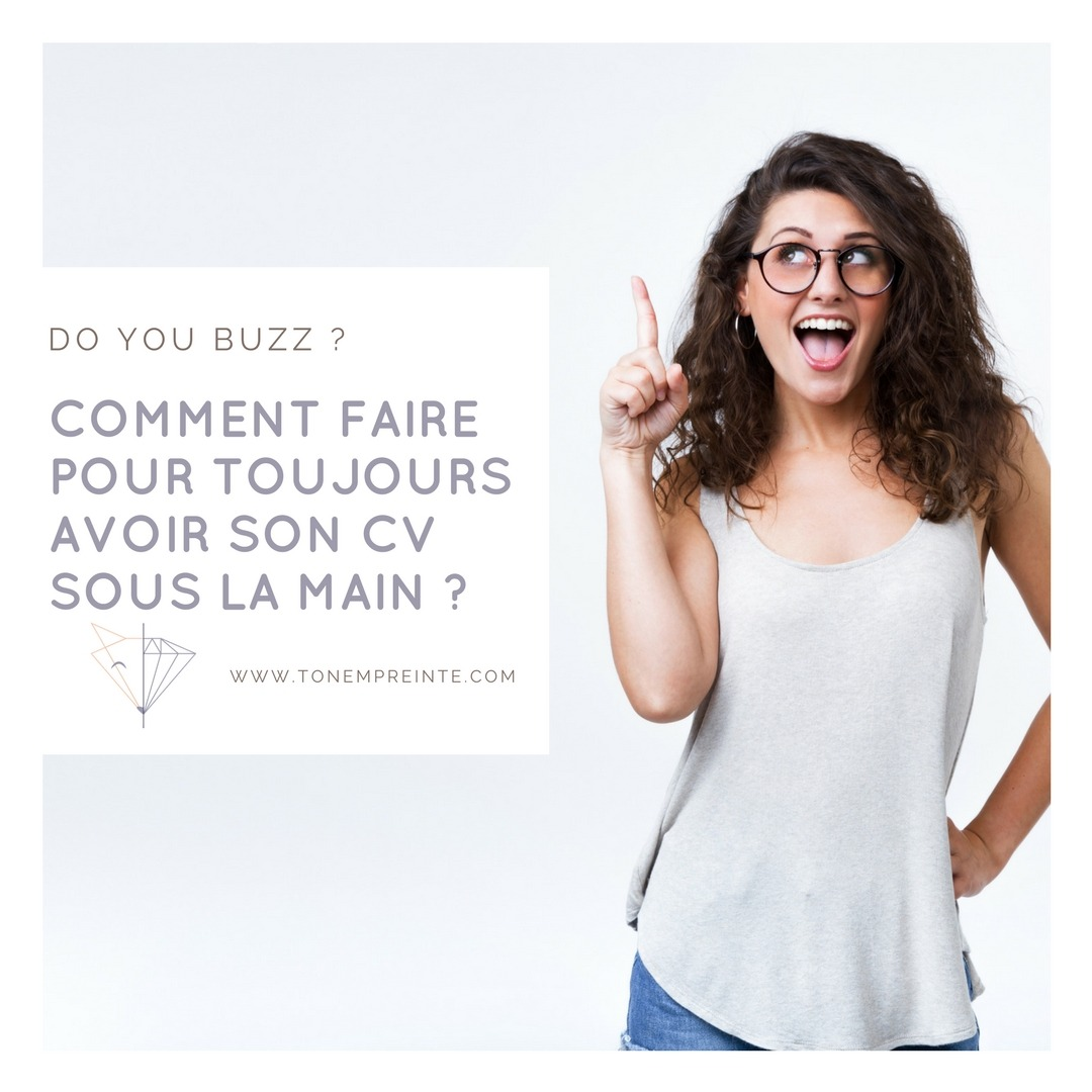 faire un cv sous indesign