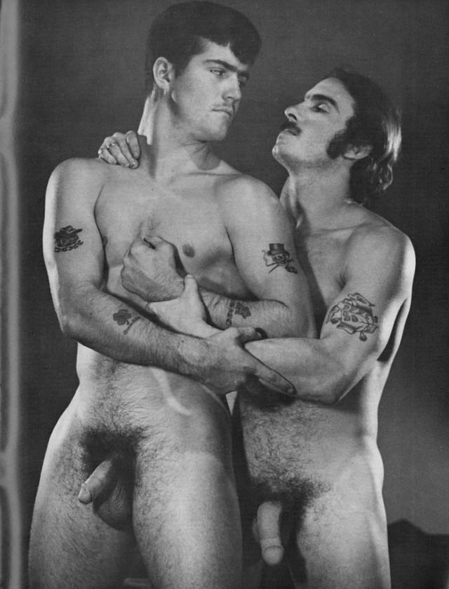 vintage gay boys jerking