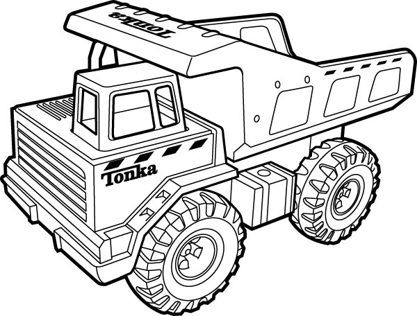 Construction Truck Coloring Pages For Kids 1000+ images about u003cb - printable car template