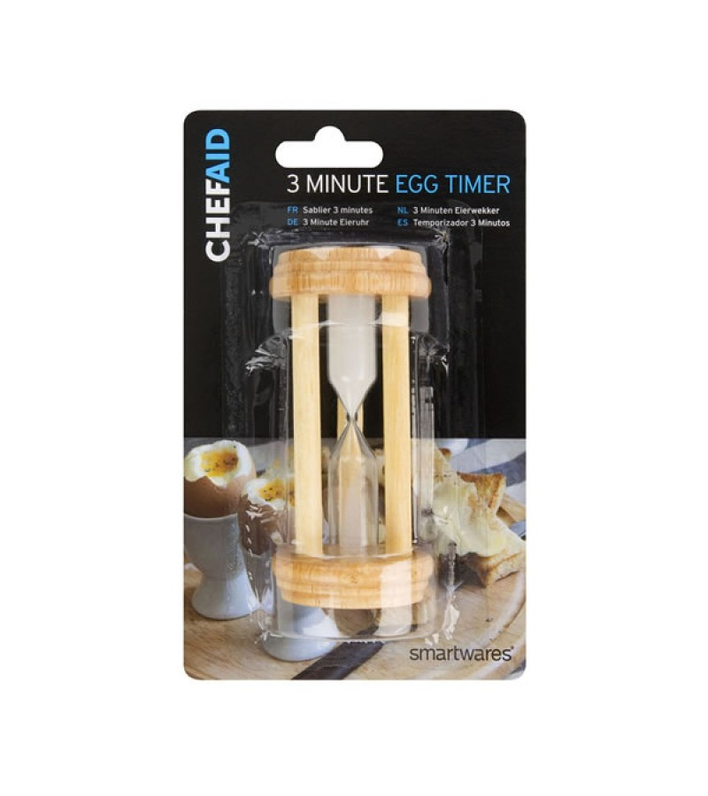 Chef Aid 3 Minute Egg Timer - Tony Almond