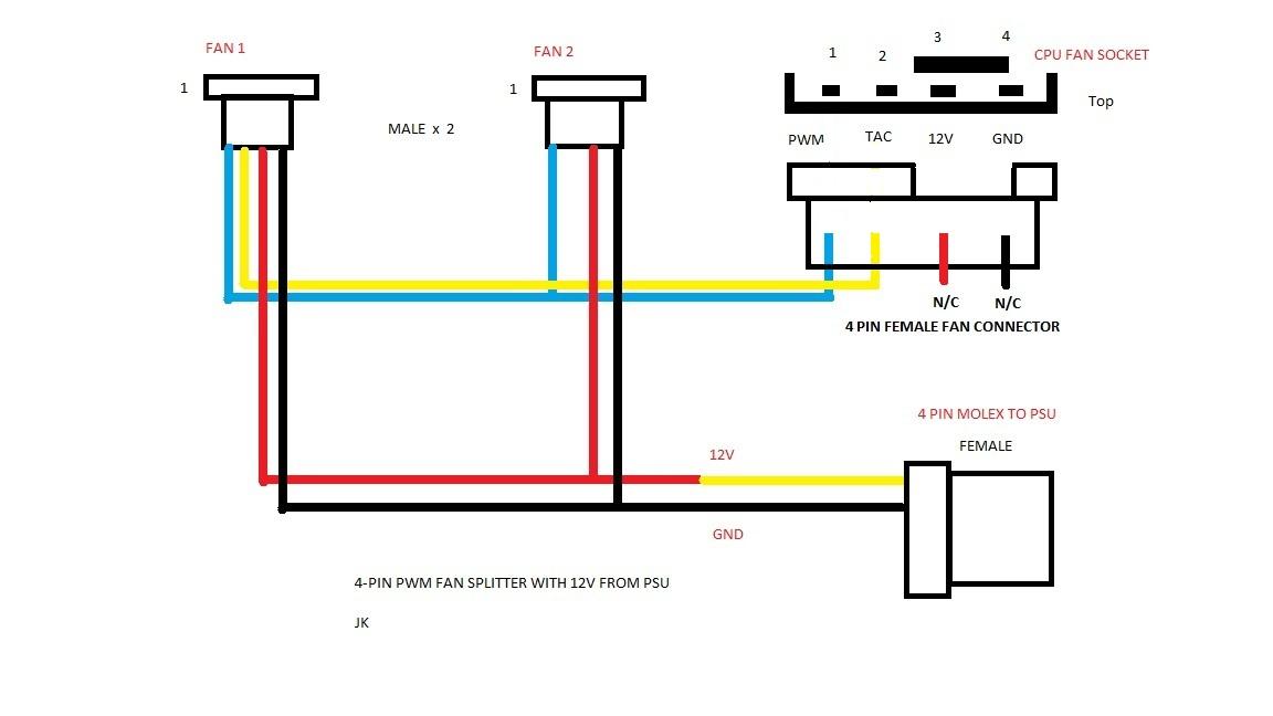 Fan Wiring Diagram For Laptop Wiring Diagram