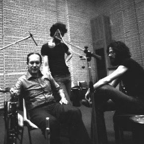 OMCI, Foto di Nereo Pederzolli, OMCI, Tony Rusconi, Reanto Geremia e Mauro Periotto, 1975