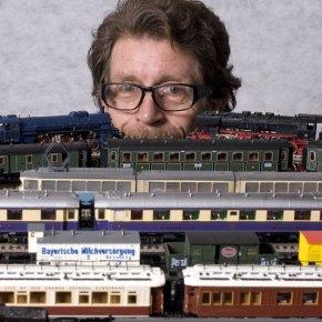 Wiinnie con trenini, Milano, 2002
