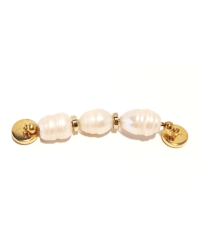 3 Freshwater Pearls Accent Piece