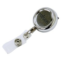 Rolson 60102 Retractable Badge Holder