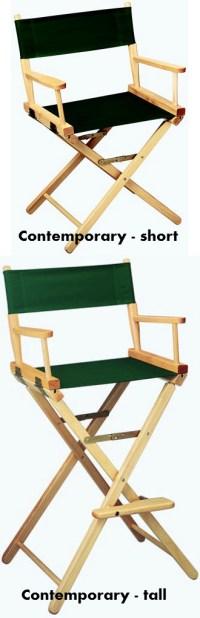 Contemporary Directors Chair