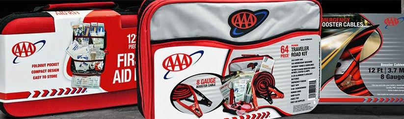 AAA® 4343AAA - 3 Piece Emergency Warning Triangle - TOOLSiD