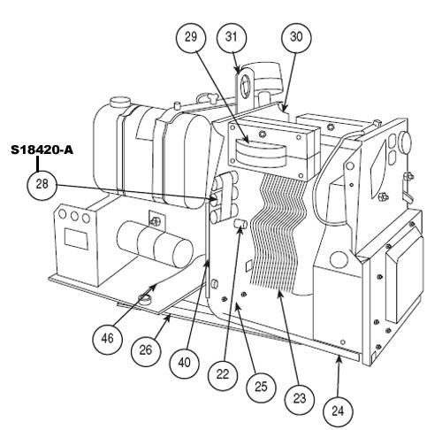 capacitor wiring diagram for welders