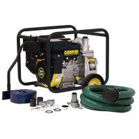 2 Semi Trash & Water Transfer Pump with Hose Kit 66520