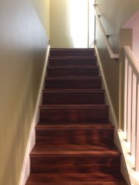 6 Ideas For Finishing Your Basement Stairs October 2017 ...