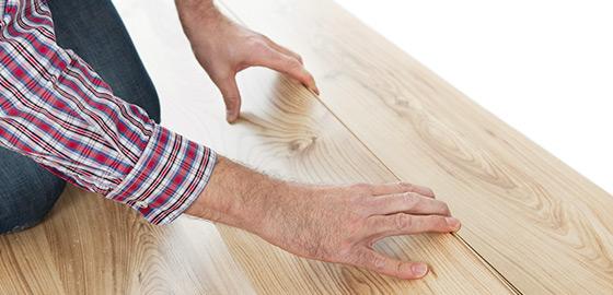 Laminat verlegen und auswählen Tipps von toom Baumarkt - laminat verlegen