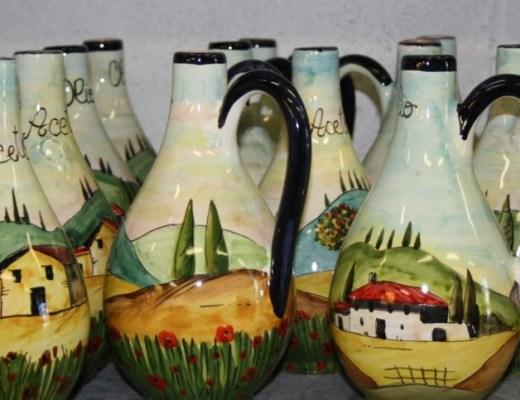 Handmade Terracotta by Ceramiche Mori