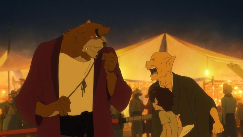 Image result for boy and the beast