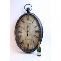 Oversized Metal Pocket Watch Wall Clocks: Metal Wall ...